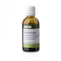 Coriander concentrate