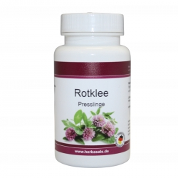 Red clover 120 tablets for women
