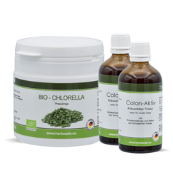 Colon active parasite cleansing plus