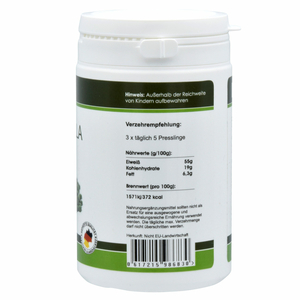 Chlorella ( Organic Certified ) 800 tablets