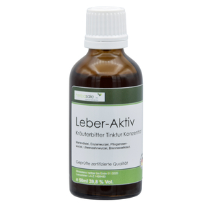 Liver Active, herbs bitter concentrate concentrated 50 ml