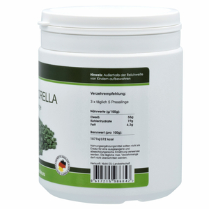 Chlorella ( Organic Certified ) 2000 tablets