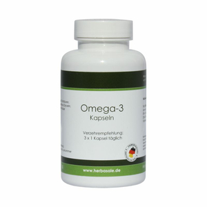 Omega -3 fatty acids / fish oil capsules