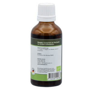 Moringa herbal concentrate tincture 50ml